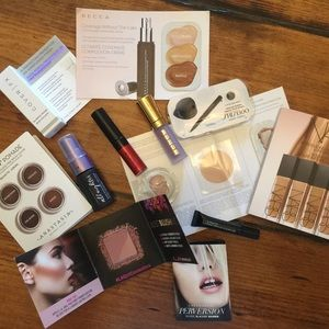 Other - 12 DELUXE MAKEUP SAMPLES!